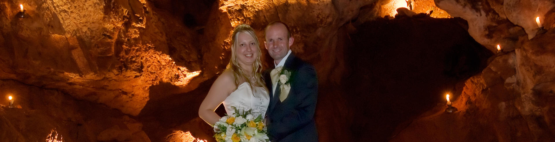 Weddings at Kents Cavern