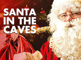 Santa in the Caves - Cancelled