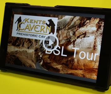 Kents Cavern Helps Deaf Visitors Step Into the Stone Age