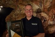 Lifetime Achievement award for Torquay Cavern boss