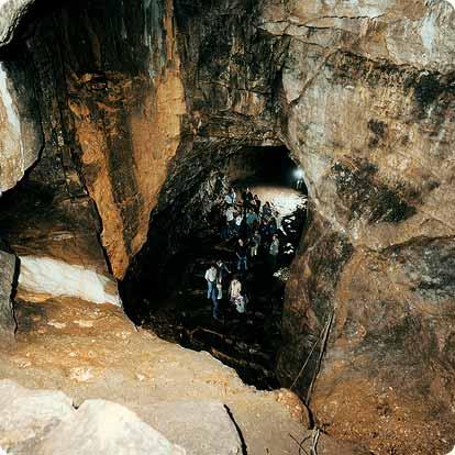 Kents Cavern Cave Attraction Torquay South Devon